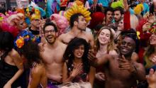 Sense8 cast a Pride party in Brazil